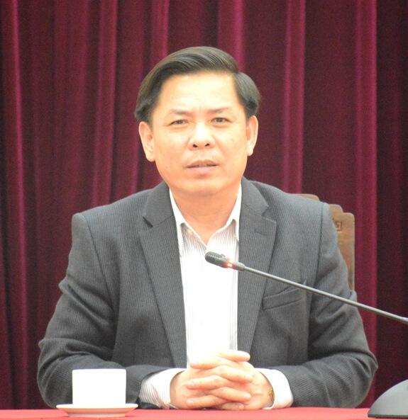 Bộ trưởng Nguyễn Văn Thể