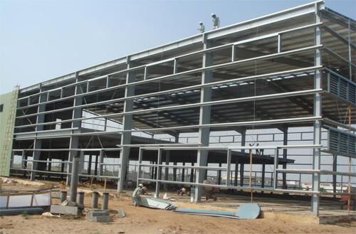 chi phí xây dựng nhà xưởng bình dương
