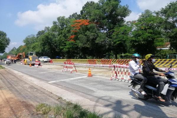 dự án xây dựng đường ql13
