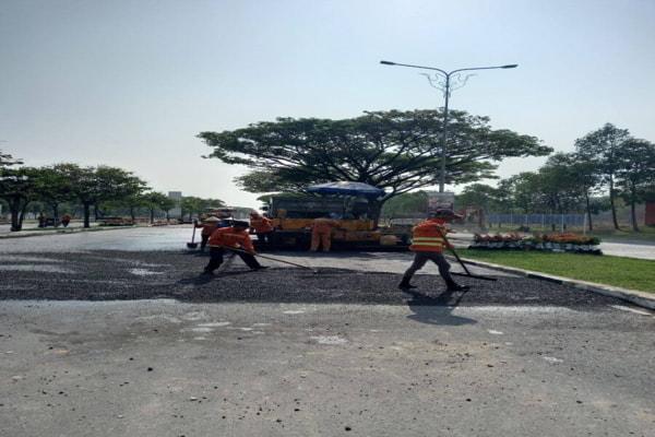 hạ tầng giao thông đường bộ