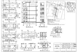 thiết kế bản vẽ xin phép xây dựng