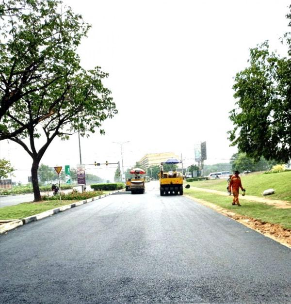 xây dựng đường bộ