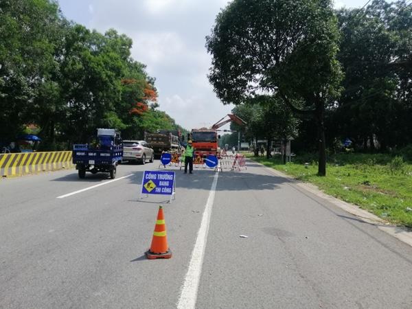xây dựng hệ thống đường QL13